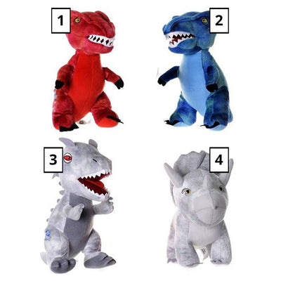 Jurassic World original bamse 35 cm