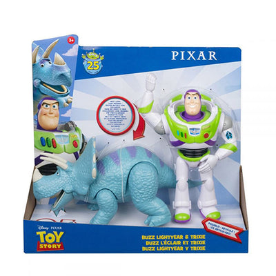 Toy Story Buzz lightyear & Dinosaur
