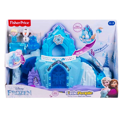 Fisher Price Disney Frozen slot legesæt inkl. figurer