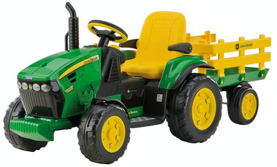 John Deere Ground Force 12V Køretøj