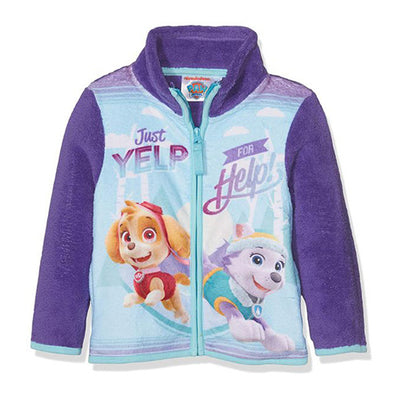 Paw Patrol Fleecejakke Skye/Everest