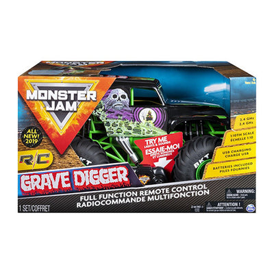 Monster Jam Grave Digger 1:10