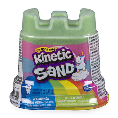 Kinetic Sand unicorn Castle Mini