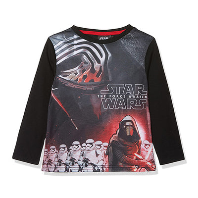 Star Wars langærmet t-shirt