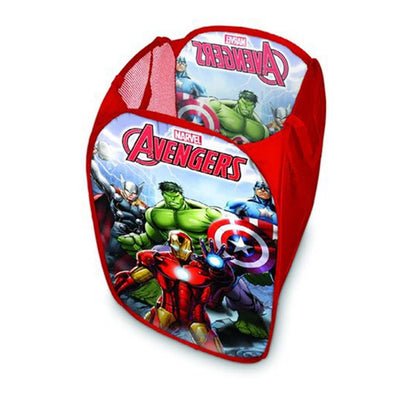 Avengers pop up kurv