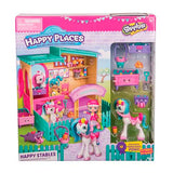Shopkins happy places hus med figurer