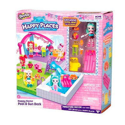 Shopins pool house set