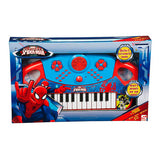 Spiderman elektronisk keyboard