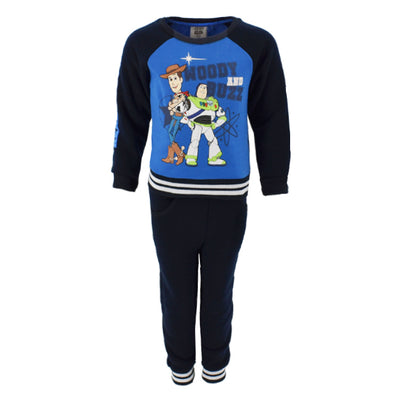Toy Story Joggingsæt Navy 3-8 år