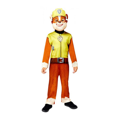 Paw Patrol Rubble kostume