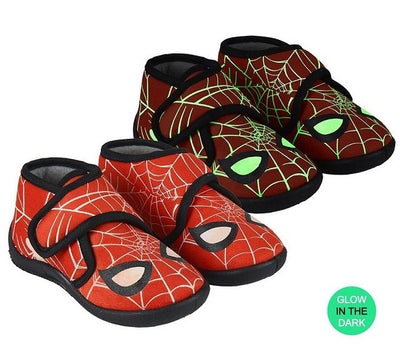 Spiderman Glow in the dark indesko str 23-28