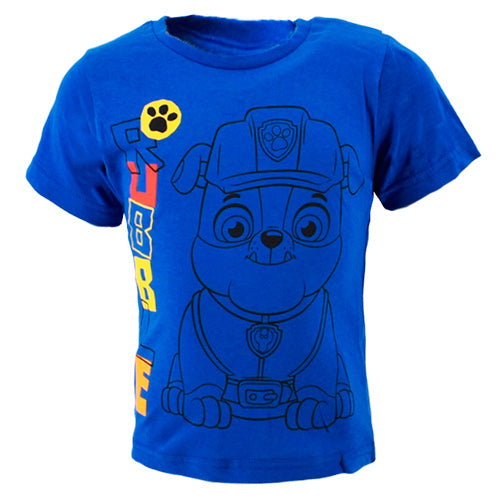 "Paw patrol ""Rubble"" T-shirt"