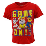 "Paw patrol ""Game on"" T-Shirt"