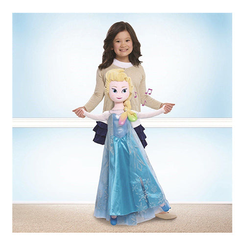 "Syngende Frozen Elsa Bamse 86 cm ""Let it Go"""