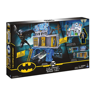 Batman 3-in-1 Batcave