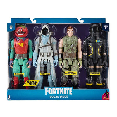 Fortnite Victory 4 pack figurpakke 30 cm