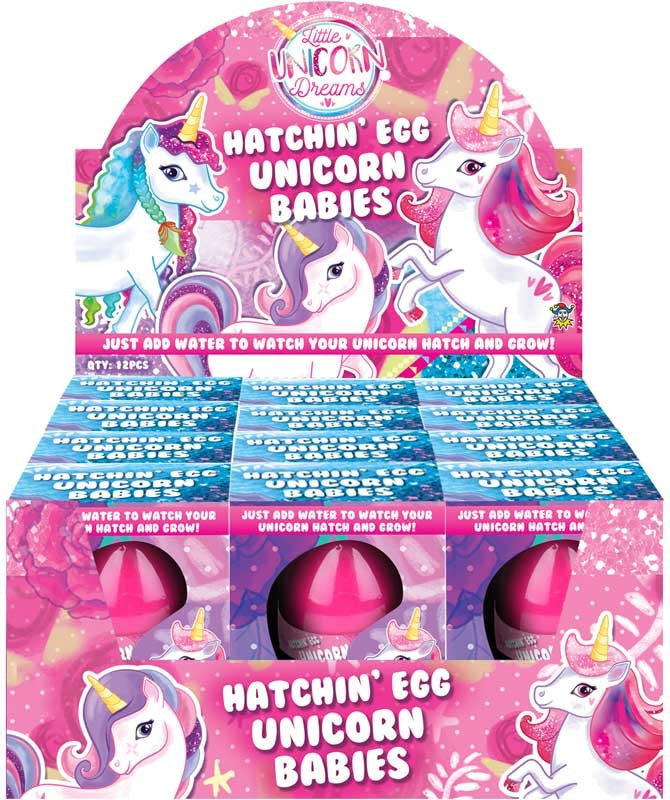 "Unicorn ""surprise egg"""