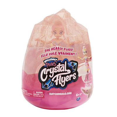 Hatchimals Crystal Flyers - Pink