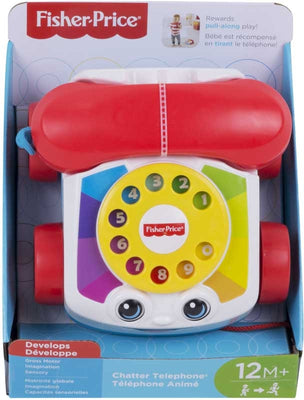 Fisher Price drejetelefon