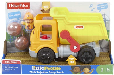 Fisher Price Dump Truck Legetøjsbil