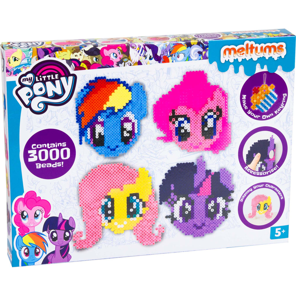 My Little Pony kreativ perlesæt