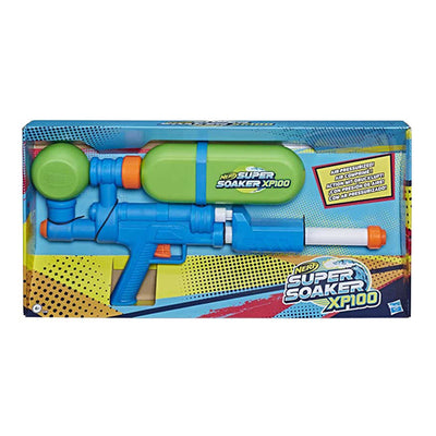 Nerf Super Soaker XP100 blaster!