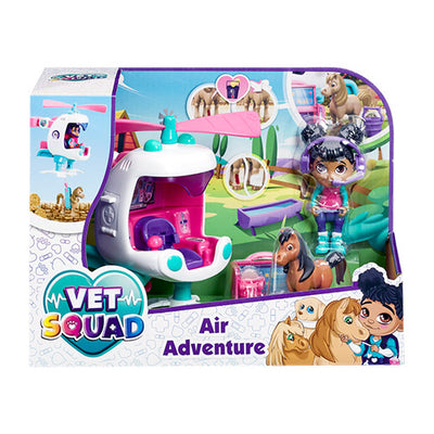 Vet Squad Air Adventure playset