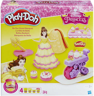 Disney Princess play Doh modellervoks