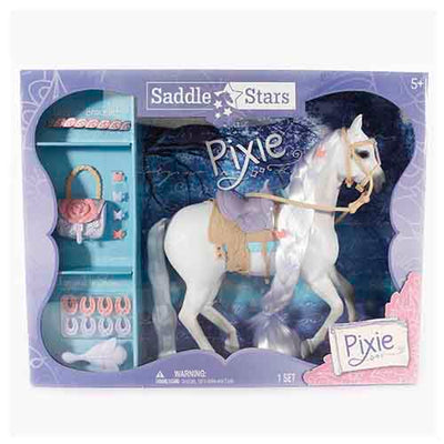 Pixie Saddle Stars