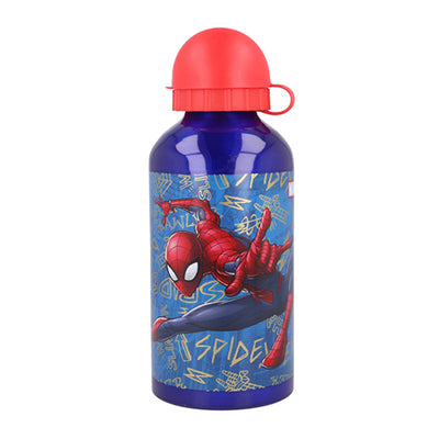 Spiderman aluminiums drikkedunk