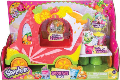 Shopkins Smoothie truck legesæt