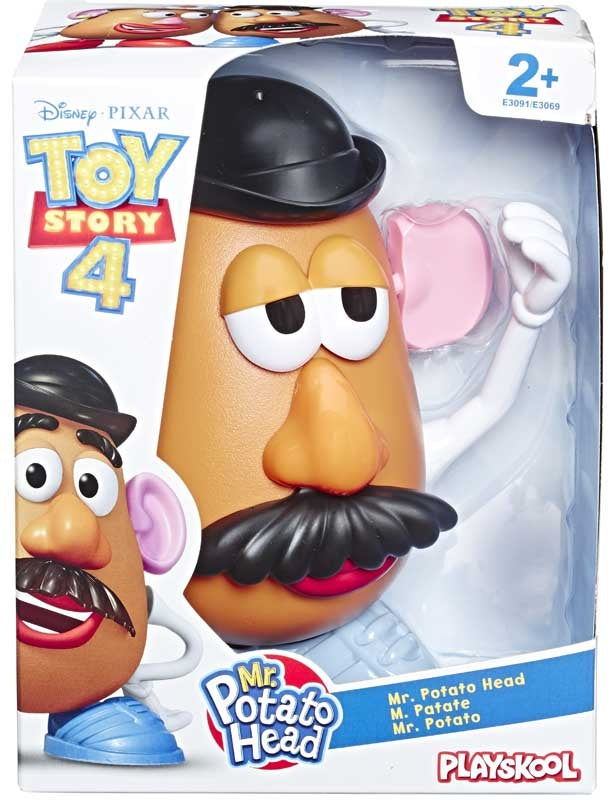 Mr Potatohead Toy Story legetøjsfigur