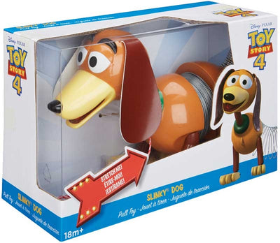 Toy Story Slinky Dog (Stor model)