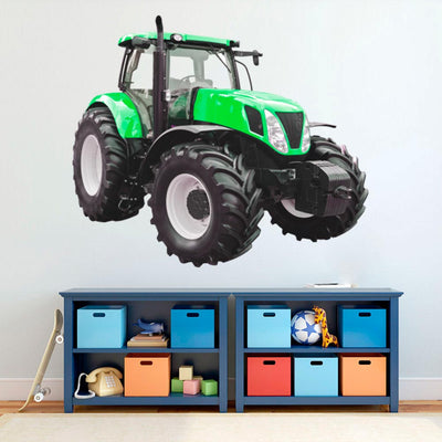 Traktor wallsticker