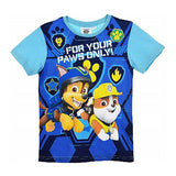 "Paw Patrol t-shirt "" Chase & Rubble"""
