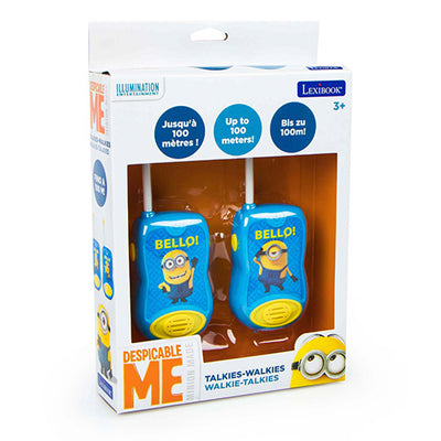 Minions Walkie Talkies 100 meter