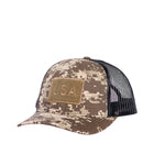 CAMO MESH HAT - Patty Mayo