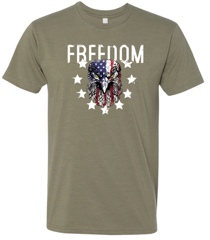 RWB Freedom Eagle [Olive] - Patty Mayo