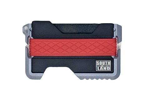 TACTICAL WALLET - SILVER LINED - Patty Mayo