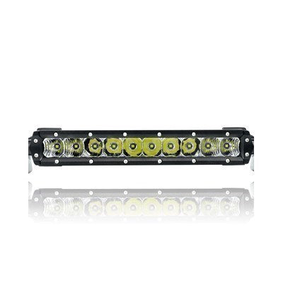 "DRIVE UNLIMITED'S ""VIXEN"" - 10"" 50 WATT SINGLE ROW CREE LED (STRAIGHT) LIGHT BAR - COMBO"