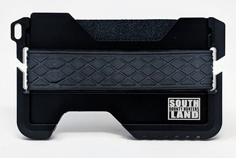 TACTICAL WALLET - STEALTH BLACK