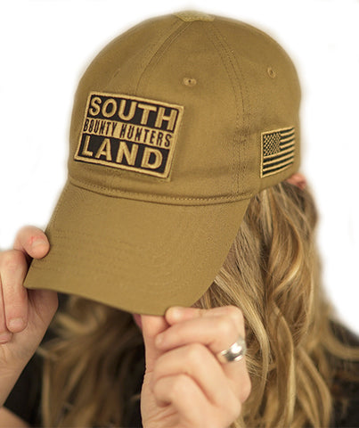 SLBH Hat [COYOTE BROWN]
