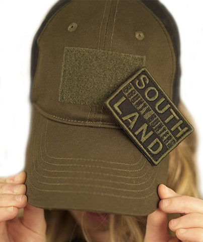 SLBH Hat [OD GREEN / BLACK]