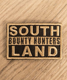 Southland Bounty Hunter Patch [COYOTE BROWN] - Patty Mayo