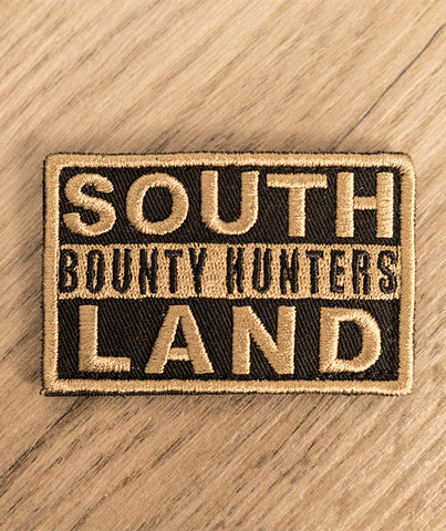Southland Bounty Hunter Patch [COYOTE BROWN]