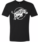 We the People Black Tee