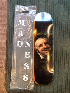 Madness Paquete Sam Beckett R7 Deck 8.75