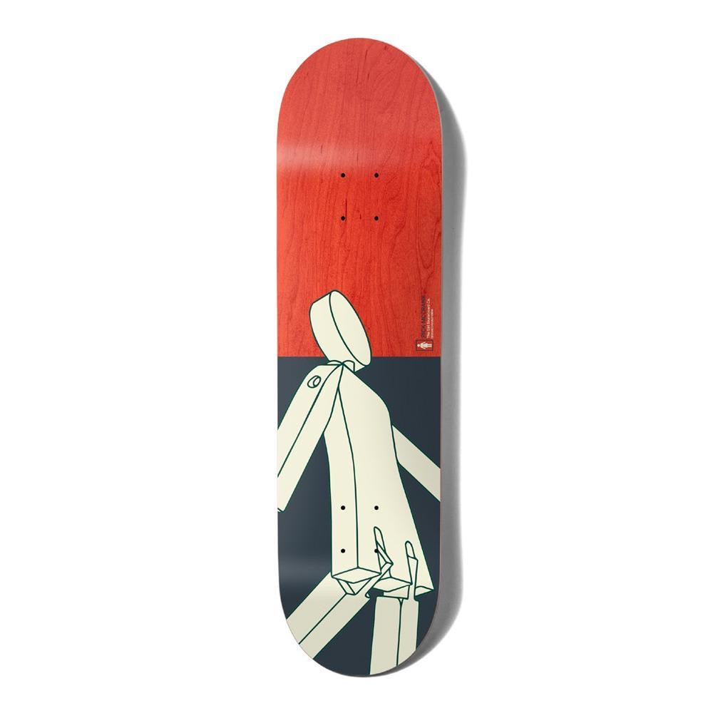 Girl Skateboards Marionette McCrank Deck 8.125