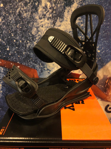 Union Flite Pro Bindings - Black