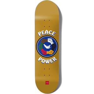 Chocolate Peace Power One Off Kenny Anderson Deck 8.0
